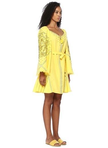Sleeping Gypsy Elbise Sarı